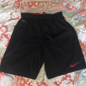Nike athletic Dri-fit shorts